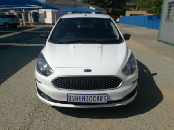2020 Ford Figo 1.5Ti VCT Ambiente 5-Door Gauteng Kempton Park_0