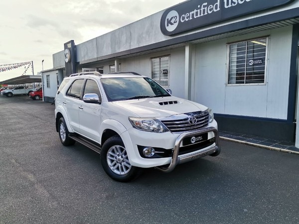 2015 Toyota Fortuner 2.5d-4d Rb At  Kwazulu Natal Durban_0