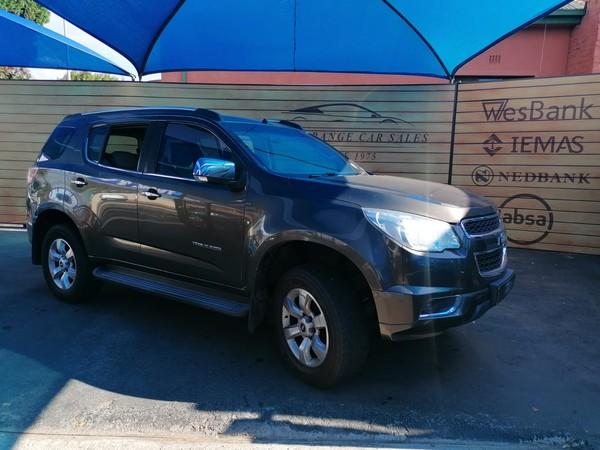 2013 Chevrolet Trailblazer 2.8 Ltz 4x4 At  Gauteng Rosettenville_0