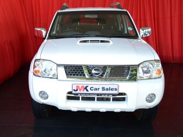 2018 Nissan NP300 2.5 TDi HI-RIDER Double Cab Bakkie Gauteng Johannesburg_0