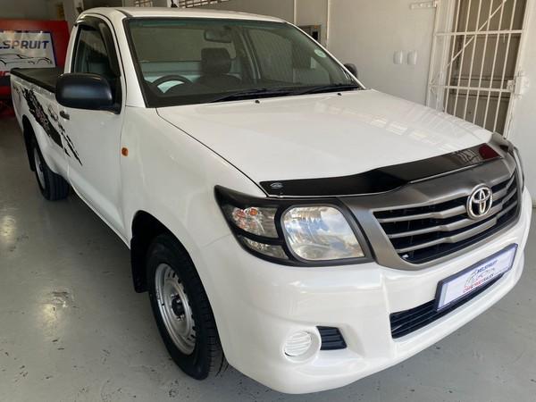 2016 Toyota Hilux 2.0 Vvti Pu Sc  Mpumalanga Nelspruit_0