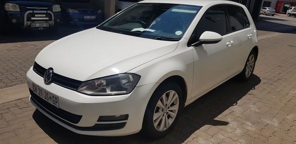 2013 Volkswagen Golf Vii 1.4 Tsi Comfortline  Gauteng Randburg_0