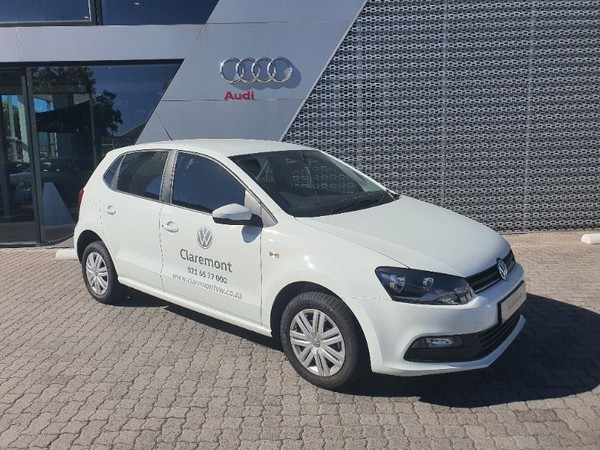 2021 Volkswagen Polo Vivo 1.6 Comfortline TIP 5-Door Western Cape Claremont_0