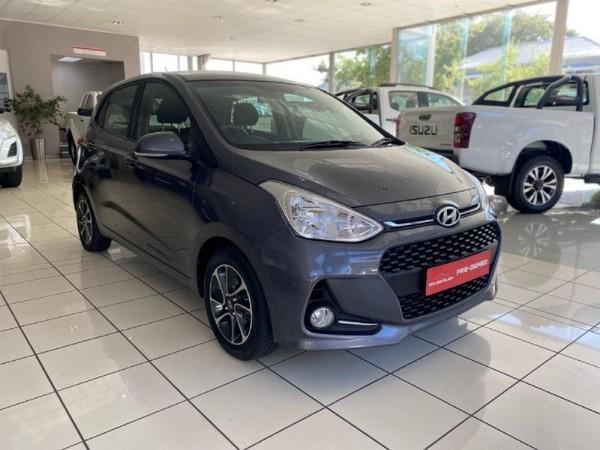 2017 Hyundai Grand i10 1.25 Fluid Western Cape Paarl_0