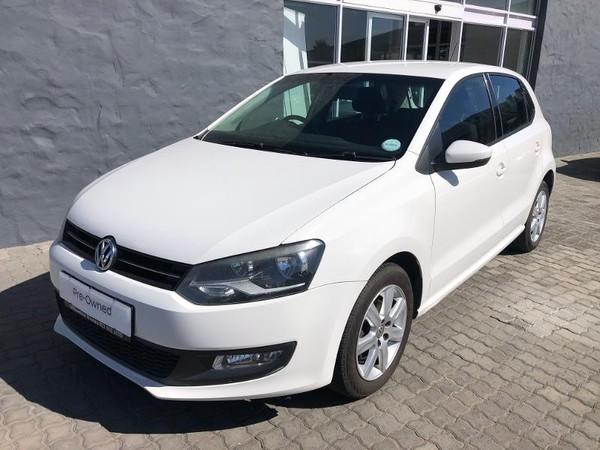 2011 Volkswagen Polo 1.4 Comfortline 5dr  Western Cape Milnerton_0