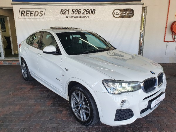 2016 BMW X4 xDRIVE20d M Sport Western Cape Goodwood_0
