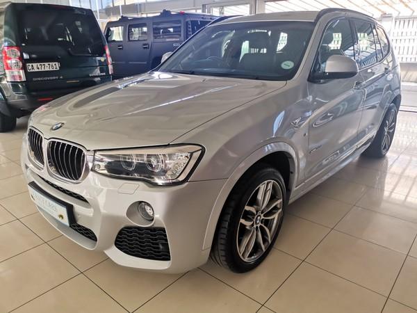2017 BMW X3 xDRIVE 20d M-Sport G01 Western Cape Bellville_0