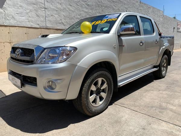 2009 Toyota Hilux 3.0 D-4d Raider 4x4 Pu Dc  Gauteng Pretoria_0