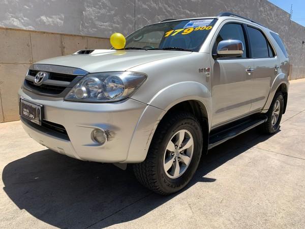 2007 Toyota Fortuner 3.0d-4d 4x4  Gauteng Pretoria_0