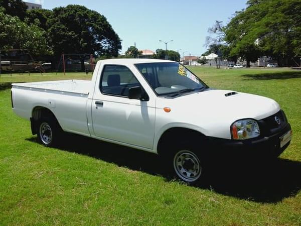2018 Nissan NP300 Hardbody 2.5 TDi LWB Single Cab Bakkie Kwazulu Natal Durban_0