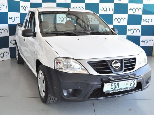 2018 Nissan NP200 1.6 Ac Pu Sc  Free State Bloemfontein_0