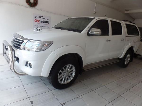 2014 Toyota Hilux 2.5 D-4d Vnt 106kw Rb Pu Dc  Gauteng Johannesburg_0
