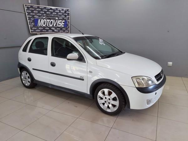 2005 Opel Corsa 1.6 Sport  Gauteng Vereeniging_0