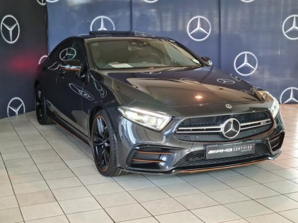 2021 Mercedes-Benz CLS-Class AMG 53 4MATIC Gauteng Bedfordview_0