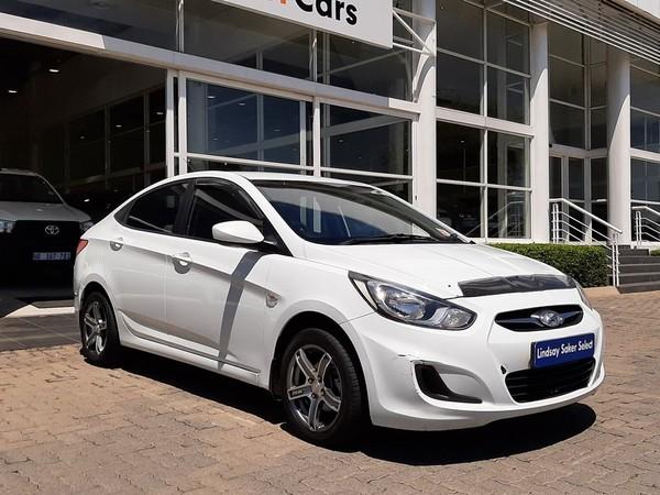 2014 Hyundai Accent 1.6 Gl  Gauteng Midrand_0
