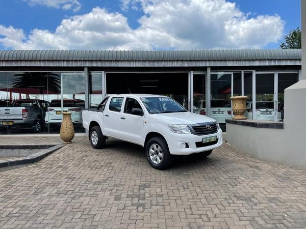 2014 Toyota Hilux 2.5d-4d Srx 4x4 Pu Dc  Mpumalanga Delmas_0