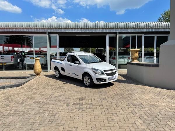 2016 Chevrolet Corsa Utility 1.4 Club Pu Sc  Mpumalanga Delmas_0