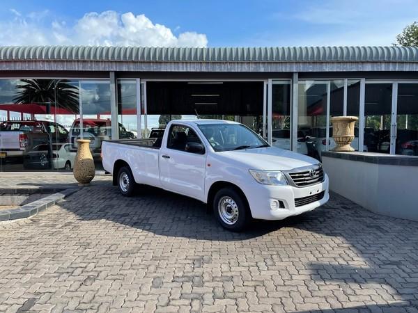 2015 Toyota Hilux 2.5 D-4d S Pu Sc  Mpumalanga Delmas_0