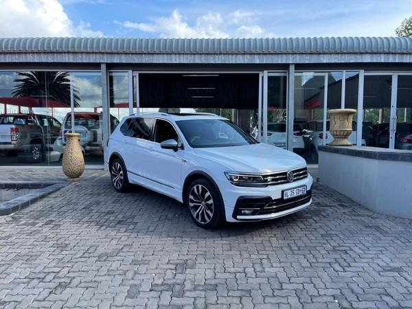 2018 Volkswagen Tiguan Allspace 2.0 TSI Highline 4MOT DSG 162KW Mpumalanga Delmas_0