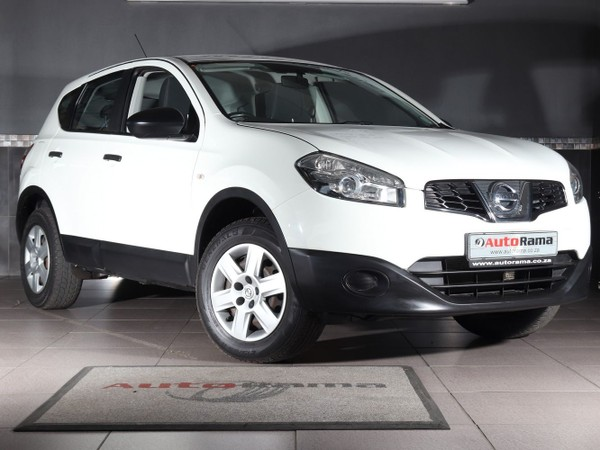 2012 Nissan Qashqai 2 1.6 Visia North West Province Klerksdorp_0