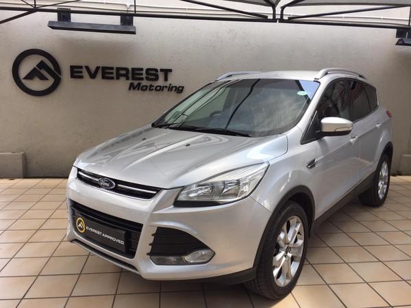 2014 Ford Kuga 1.6 EcoboostTrend AWD Auto Mpumalanga White River_0