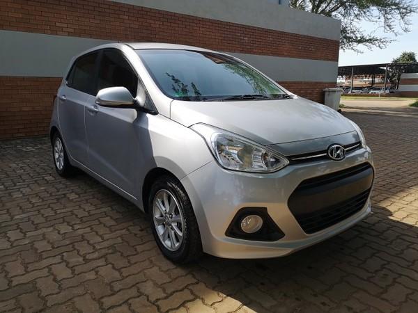 2016 Hyundai Grand i10 1.25 Fluid Limpopo Louis Trichardt_0