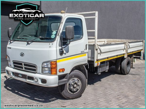 2011 Hyundai Mighty HD72 Fc Ds Gauteng Benoni_0