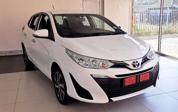 2019 Toyota Yaris 1.5 Xs CVT 5-Door Kwazulu Natal Amanzimtoti_0