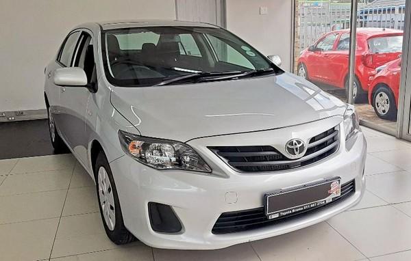 2016 Toyota Corolla Quest 1.6 Kwazulu Natal Amanzimtoti_0