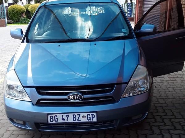2007 Kia Sedona 2.9 Crdi At  Gauteng Boksburg_0