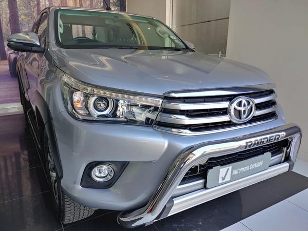 2018 Toyota Hilux 2.8 GD-6 RB Raider Extra Cab Bakkie Auto Gauteng Midrand_0