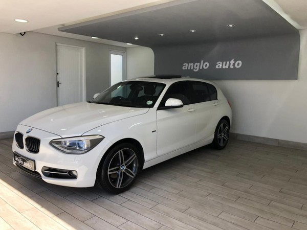 2015 BMW 1 Series 118i Sport Line 5dr At f20  Western Cape Athlone_0