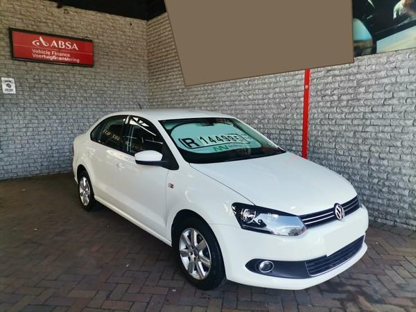 2011 Volkswagen Polo 1.4 Comfortline  Western Cape Goodwood_0