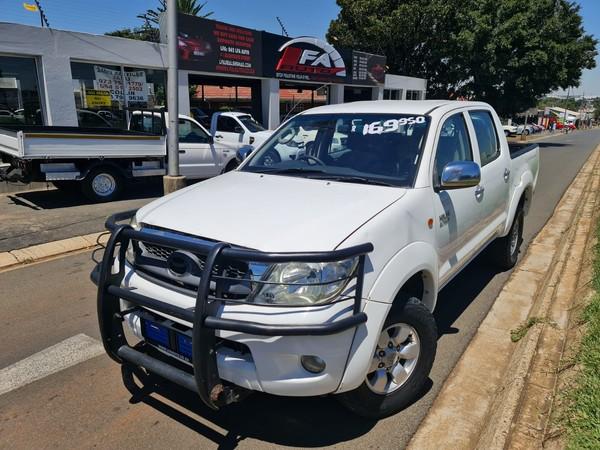 2008 Toyota Hilux 2.7 Vvti Raider Rb Pu Dc  Gauteng Kempton Park_0