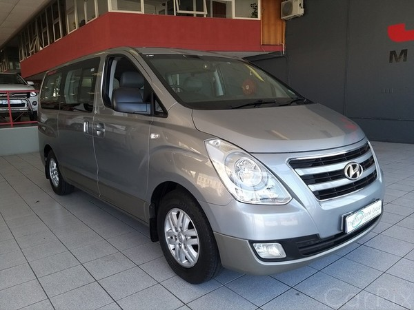 2016 Hyundai H1 Gls 2.4 Cvvt Wagon  Eastern Cape East London_0