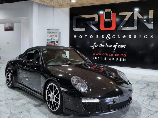 2011 Porsche 911 Carrera  4 Gts Cab Pdk  Kwazulu Natal Durban North_0