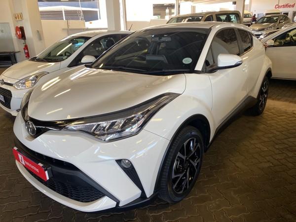 2020 Toyota C-HR 1.2T Plus CVT Gauteng Pretoria_0