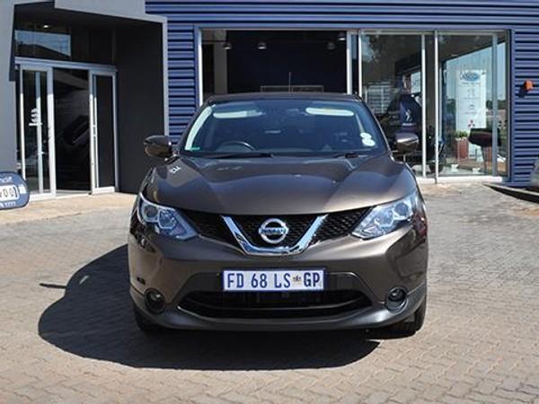 2016 Nissan Qashqai 1.2T Acenta CVT Gauteng Randburg_0
