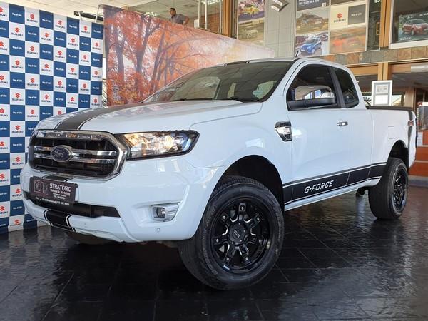 2019 Ford Ranger 3.2TDCi XLT 4X4 Auto PU SUPCAB Gauteng Rosettenville_0