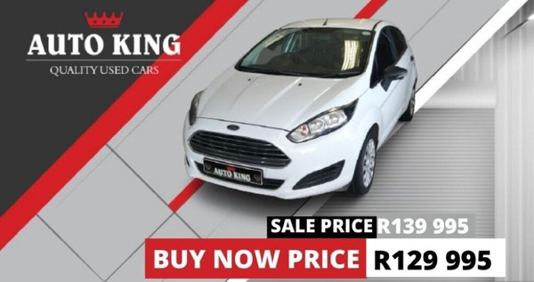 2014 Ford Fiesta 1.4 Ambiente 5-Door Western Cape Cape Town_0