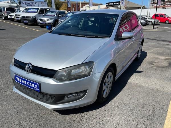2012 Volkswagen Polo 1.2 Tdi Bluemotion 5dr  Western Cape Bellville_0