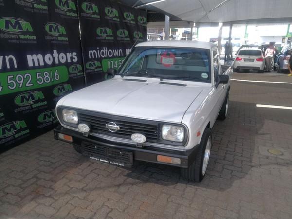 2008 Nissan 1400 Bakkie Std 5 Speed 408 Pu Sc  North West Province Rustenburg_0