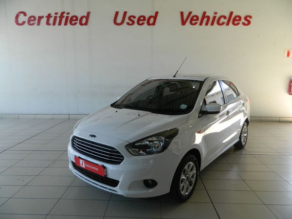 2017 Ford Figo 1.5 Trend North West Province Brits_0
