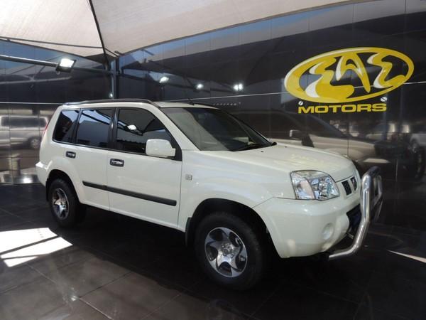 2006 Nissan X-Trail 2.0 4x2 r48  Gauteng Vereeniging_0