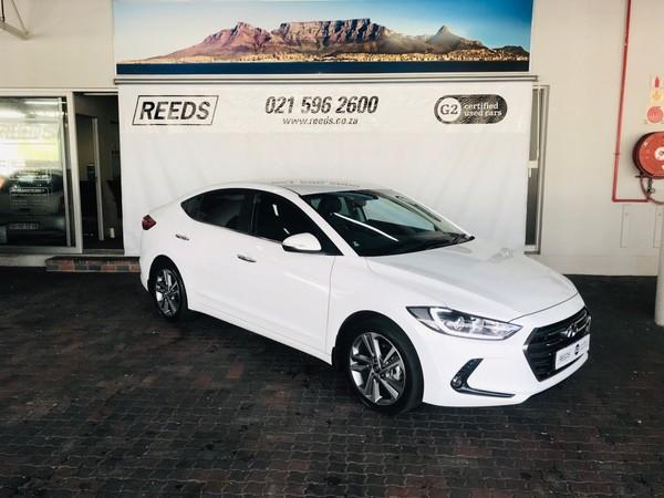 2017 Hyundai Elantra 2.0 Elite Auto Western Cape Goodwood_0