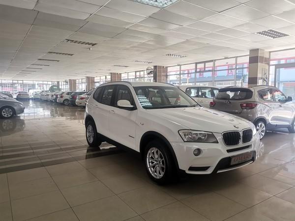 2011 BMW X3 Xdrive20d At  Kwazulu Natal Durban_0