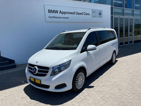 2016 Mercedes-Benz V-Class V250 Bluetech Auto Mpumalanga Nelspruit_0