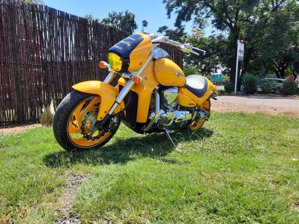 2014 Suzuki Vzr  1800 boulevardintruder North West Province Rustenburg_0