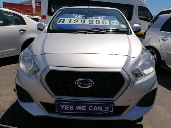 2020 Datsun Go 1.2 MID Western Cape Bellville_0