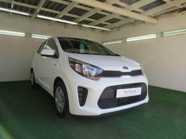 2021 Kia Picanto 1.2 Street Auto Gauteng Boksburg_0
